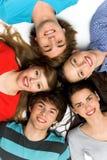 Gruppo di giovani Fotografie Stock