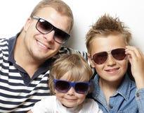 Gruppo di giovani, età differenti Fotografia Stock
