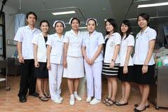 Gruppo di gruppo di salute Fotografie Stock Libere da Diritti