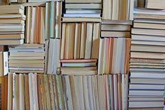 Gruppo di libri Immagine Stock
