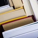 Gruppo di libri Fotografia Stock