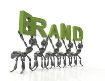 Gruppo di marca royalty illustrazione gratis
