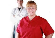 Gruppo di medici Immagine Stock