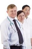 Gruppo di medici. Fotografie Stock Libere da Diritti