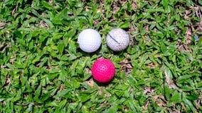 Gruppo di palle Fotografie Stock