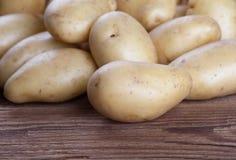 Gruppo di patata di menzogne Fotografia Stock