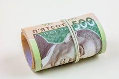Gruppo di soldi Fotografie Stock Libere da Diritti