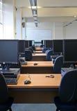 Gruppo di terminali del calcolatore Immagine Stock