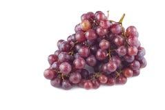 Gruppo di terminali dell'uva fotografie stock libere da diritti