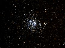 Gruppo di terminali stellare M11 Immagine Stock