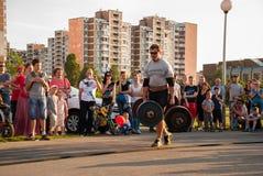Gruppo di Vasily Virastjuk Fotografia Stock Libera da Diritti