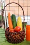 Gruppo di verdure variopinte Fotografie Stock Libere da Diritti