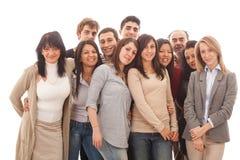 Gruppo Multiracial Immagine Stock Libera da Diritti