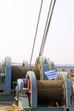 Gruppo stabile del veicolo del minerale di ferro Fotografie Stock Libere da Diritti