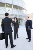 grupy biznesowej mężczyzna kobieta Zdjęcie Royalty Free