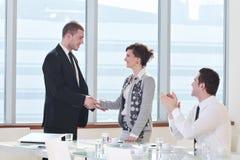 grupy biznesowej spotkania ludzie Zdjęcie Royalty Free