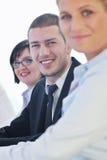 grupy biznesowej spotkania ludzie Zdjęcie Stock