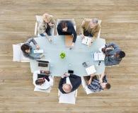 grupy biznesowej spotkania ludzie Obrazy Stock