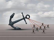 Grupy Biznesowej wyzwanie ilustracji