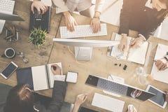 grupy interesów ludzi pracy biurowe obraz royalty free