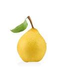 gruszka soczysty, żółty Obrazy Royalty Free