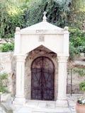 Gruta de Jerusalén de los apóstoles 2008 Imagen de archivo libre de regalías