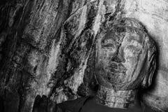 Grutas de Longmen, budismo, ¼ ŒChina de ŒAsiaï del ¼ de Luoyang, Henan Provinceï Imagenes de archivo