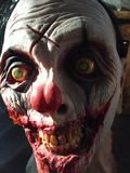 Gruwelijke Clown Stock Fotografie