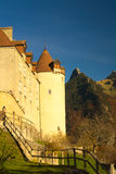 Gruyères Castle Royalty Free Stock Photography
