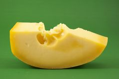 Gruyere cheese Stock Photography