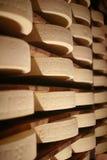 Gruyere cheese Stock Photography
