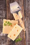 Gruyere Royalty Free Stock Photo