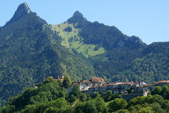 Gruyeres Stock Photography