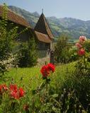 Gruyeres Schloss lizenzfreies stockfoto