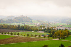 Gruyeres, Switzerland Imagem de Stock Royalty Free