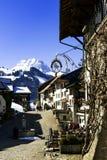 GRUYERES, SWITZERLAND Stock Images