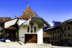 GRUYERES, SWITZERLAND Royalty Free Stock Image