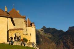 Gruyères Castle Stock Images
