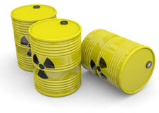 Gruz energia atomowa ilustracji