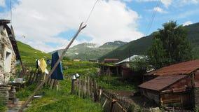 Gruzinu krajobraz obrazy stock