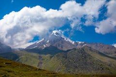 Gruzja natury góry krajobrazy Fotografia Stock