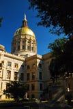 Gruzja stanu Capitol, Atlanta zdjęcia royalty free