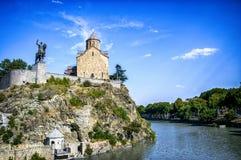 Gruzja, Tbilisi zdjęcia stock