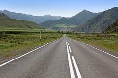 Góry Altai stanu Biospheric Naturalna rezerwa, Rosja Fotografia Stock