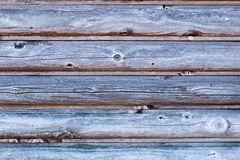 Gry background of old pine wooden wall Royalty Free Stock Photos