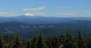 Góry Jefferson sceniczny widok Obrazy Royalty Free