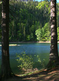góry jeziorny halny sinevir Obraz Royalty Free