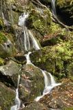 Góry kaskada Zdjęcie Stock