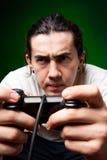 gry obsługują bawić się wideo potomstwa zdjęcia royalty free
