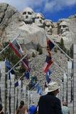 góry rushmore Zdjęcie Royalty Free